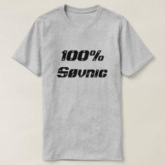 Camiseta Søvnig 100% el | el 100% soñoliento