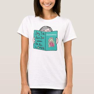 """Camiseta """"Soy 1 de las 200 caras de la Luna"""""""
