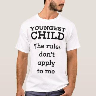 Camiseta Soy el más joven
