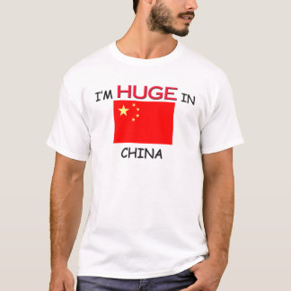 Camiseta Soy ENORME en CHINA