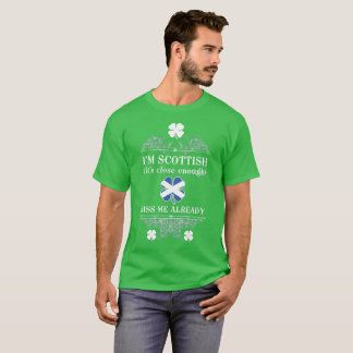 Camiseta Soy escocés