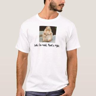 Camiseta Soy fresco