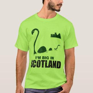 Camiseta Soy grande en Escocia