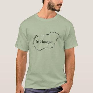 Camiseta Soy Hungría