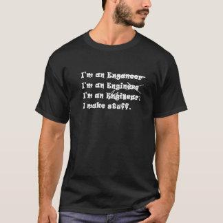 Camiseta Soy ingeniero