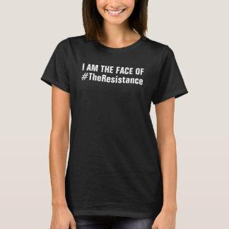 Camiseta Soy la cara de la resistencia que ella persistió