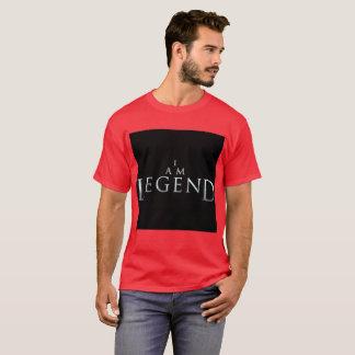 Camiseta Soy LEYENDA