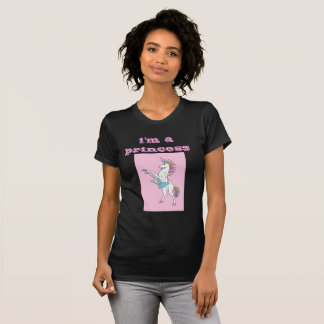 Camiseta Soy princesa Shirt
