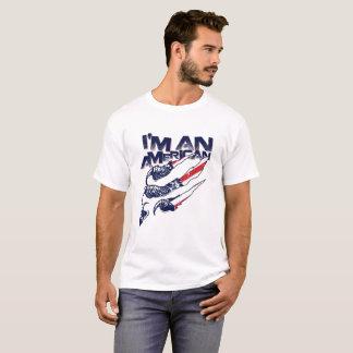 Camiseta Soy un americano