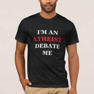 Camiseta Soy UN ATEO ME DISCUTO