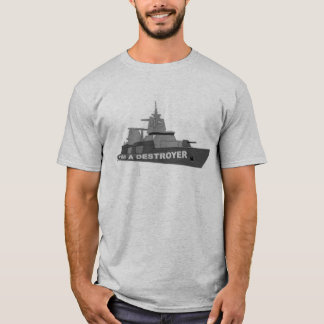 Camiseta Soy UN DESTRUCTOR