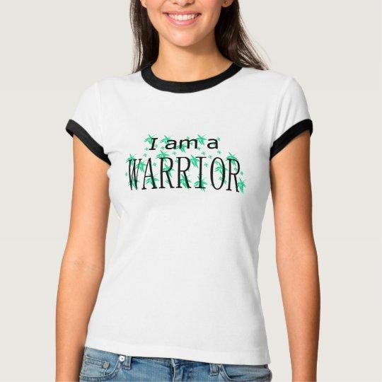 Camiseta Soy un guerrero