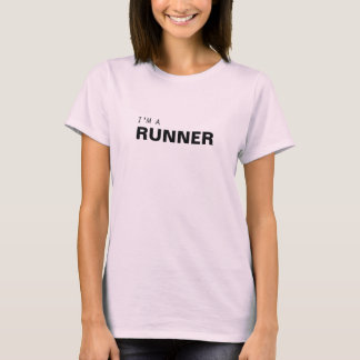 Camiseta Soy UN SUPERVIVIENTE del CÁNCER de RUNNER/BREAST