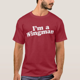 Camiseta Soy un Wingman