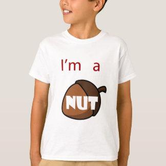 Camiseta Soy una nuez