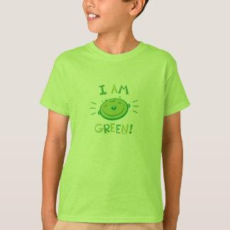 Camiseta ¡Soy verde!