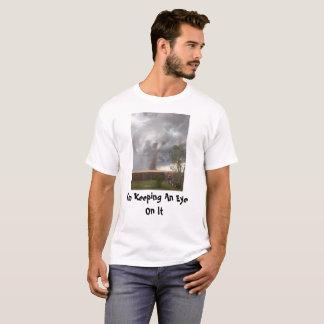 Camiseta Soy vigilo él