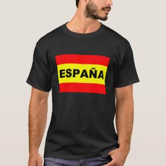 Camiseta Spain Flag T-shirt