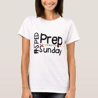 Camiseta #SPEDPrepSunday