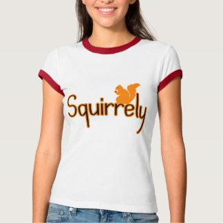 Camiseta Squirrely