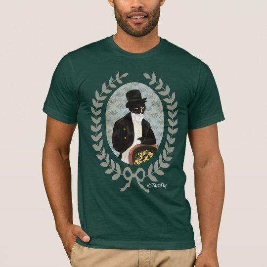 Camiseta Sr. Darcy Cat T-shirt