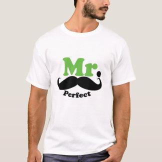 Camiseta Sr. Perfect