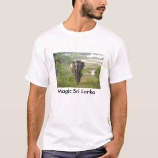 Camiseta Sri Lanka mágica