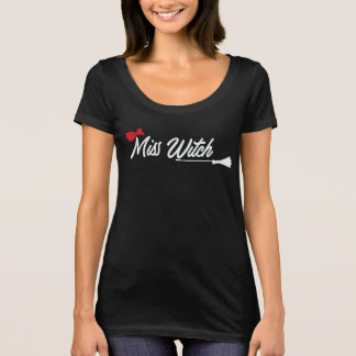 Camiseta Srta. Witch
