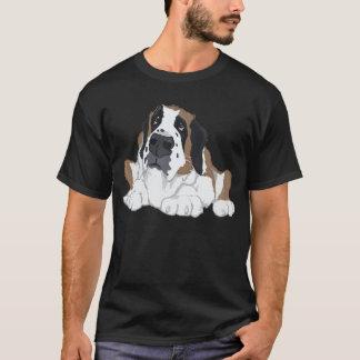 Camiseta St Bernard ningún texto