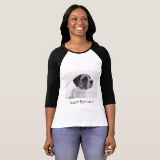 Camiseta St Bernard T-Shirt~Women