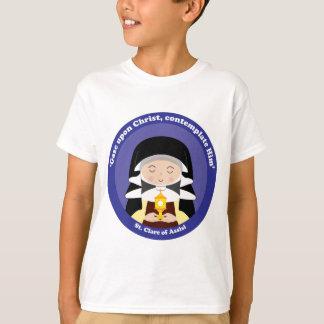 Camiseta St. Clare de Assisi