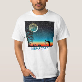 camiseta Star Party (anverso)