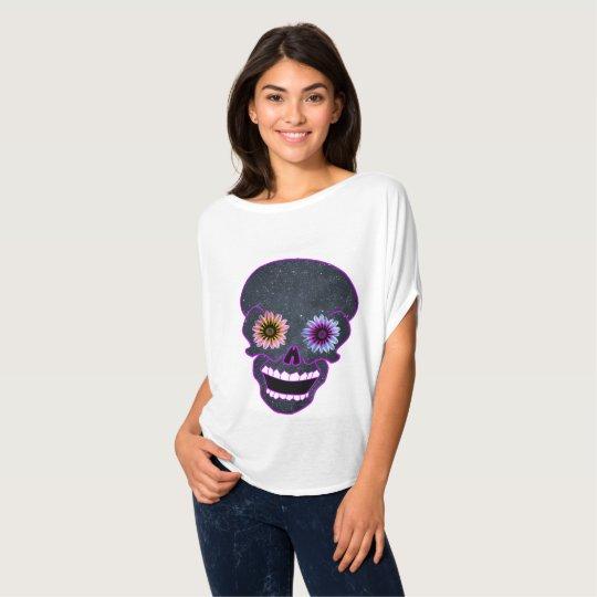 Camiseta Stary skull
