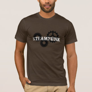 Camiseta Steampunk