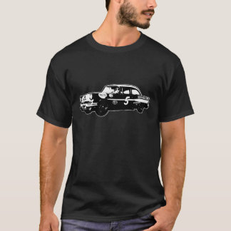 Camiseta Stock car del vintage
