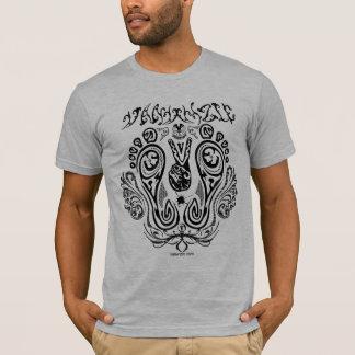 Camiseta Stompin desnudo
