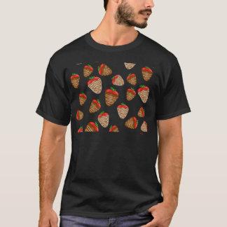 Camiseta Strawberies del chocolate