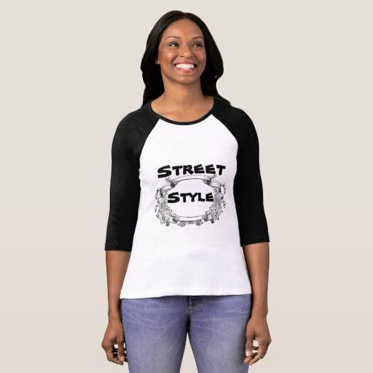Camiseta Street Style diseños locos 1