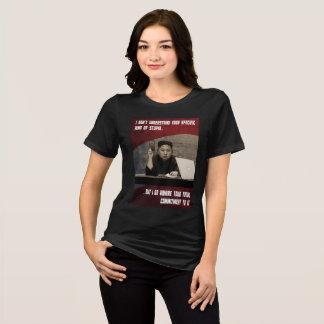 Camiseta Su clase específica de estúpido (borde completo)