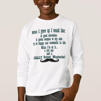 Camiseta ¡Su lista de objetivos en vida!