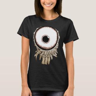 Camiseta Su un ojo freaking con los dientes