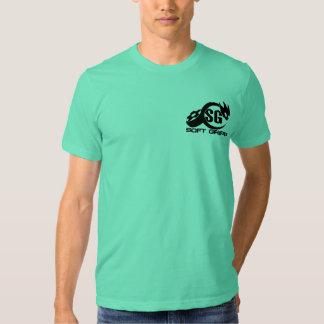 Camiseta suave de los individuos de Gripp