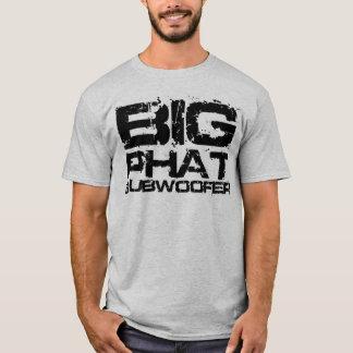 Camiseta Subwoofer fantástico grande Dubstep