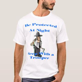 Camiseta Sueño con un soldado de caballería