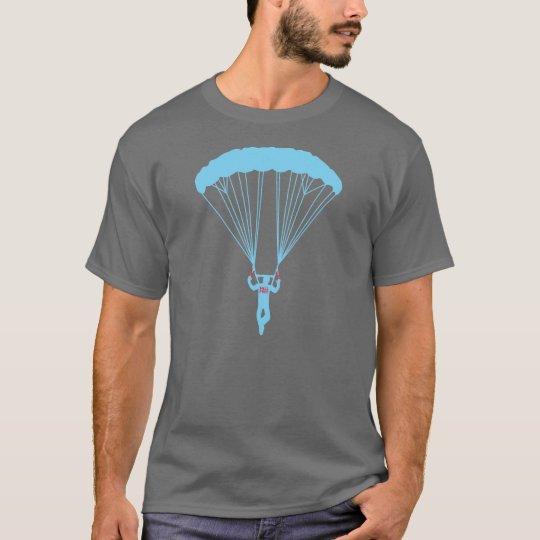 Camiseta suicidio skydive
