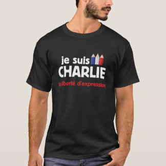 Camiseta suis Charlie del je