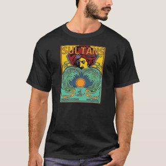 Camiseta Sultanes del Océano Índico de Maldivas de la