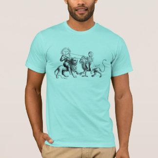 Camiseta Sun en la oposición a la luna