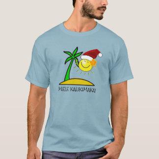 Camiseta Sun Santa - Mele Kalikimaka