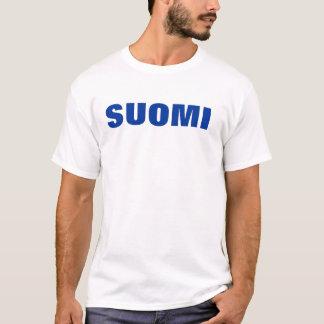 Camiseta Suomi
